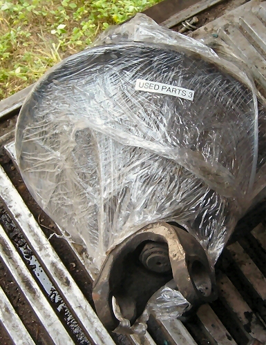 Back Rear End