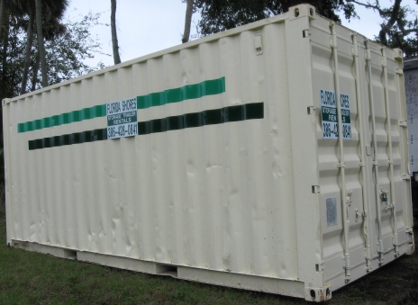 Storage Containers For Sale or Rent Florida Shores Truck Center