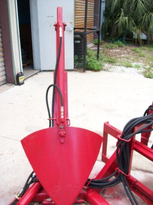 Florida Shores Truck Center: HYDRAULIC TREE SPADE FOR SKID